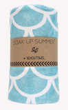 Beach Towel Mermaid_