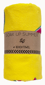 Beach Towel Juicy Melon