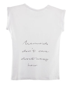 Shirt Mermaids don't care
