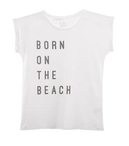 Shirt Born on the Beach